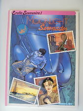 Warn´s Moonlight Serenades Nr.1 Erotic Souvenirs Comic Art Zustand 1-2