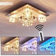 Plafonnier Design LED Lustre Lampe à suspension Changeur de couleur Luminaire