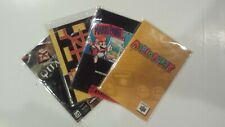 100 NEW Resealable Protective Plastic Sleeves / Bags for SNES / N64 Manual