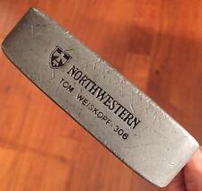 Northwestern Tom Weiskopf Putter In Very Good Condition