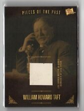 2017 Super The Bar Pieces of the Past WILLIAM HOWARD TAFT paper relic card