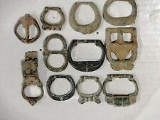 Lot De Boucles médiéval gaulois romain Mérovingien bronze