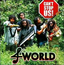 Cant Stop Us-4th World CD