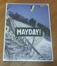 Mayday! (Blu-Ray & DVD, 2014) Videograss snowboarding stunts film video NEW