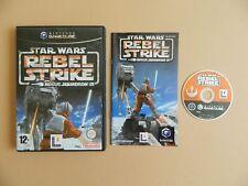 Star Wars Rogue Squadron III: Rebel Strike Nintendo GameCube Game - Sci-fi