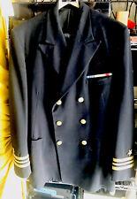 Vintage Navy Uniform Lieutenant Commander Officer Men's Jacket and Pants Xl & L