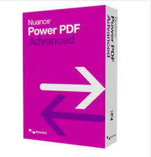 Nuance Power PDF ADVANCED V.3 - Windows only