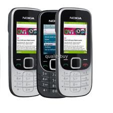 Nokia 2330 Classic 2330c Java Bluetooth Original Unlocked Cellphone Black Silver