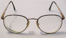 Luxottica Frames 440 Brownteal Made in Italy Women's 140mm Temples