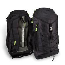 Kookaburra Hockey Team Rucksack Black 2 Stick Large Padded Durable Training Bag