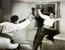 TYRONE POWER Movie Film 7 x 9 The Mark Of ZORRO 1940 Basil RATHBONE ak1145