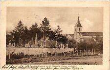 CPA  Elfringen - Avricourt - Soldatenfriedhof  (387729)
