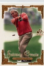 ARNOLD PALMER 2001 UPPER DECK SP AUTHENTIC GOLF FAIRWAY GREATS #90