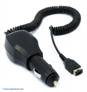 GameBoy Advance Auto power supply / charging cable / Car Adapter various colours