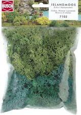 Busch Lichene Verde Scale Model B 7102