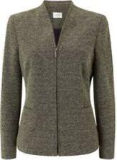 Eastex Two Tone Ponte Green Jacket Size UK 16 Box47 13 D