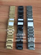 Nixon 42-20 Chrono Black Gold champagne Men's Wrist Watch Band