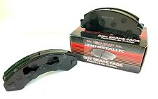 Brake Pad Set Front MD249 Ford Aerostar 87-97 Ranger 94 Explorer 94 Bronco II 94
