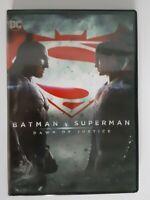Batman v Superman: Dawn of Justice (DVD, 2016, 2-Disc Set)