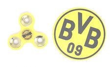 Fidget Turbo Spinner Dortmund + Borussia Dortmund BVB Bierdeckel NEU OVP