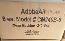 Lot of (6) Adobe Air CM240B Power Clean Purge Pump for Evaporative Swamp Coolers