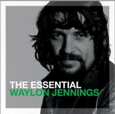 Waylon Jennings : The Essential Waylon Jennings CD 2 discs (2011) ***NEW***