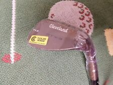 New Cleveland Rotex 3 (RTX-3) Tour Raw Wedge (60*)/Low Bounce (V-LG)