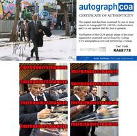 VIGGO MORTENSEN signed Autographed 8X10 PHOTO - PROOF - Green Book ACOA COA