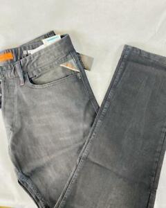Replay Männer Jeans Dave Comfort Fit Schwarz Original MA978 C53 C11