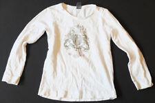 Zara Langarm Mädchen-T-Shirts & -Tops mit Rundhals-Ausschnitt