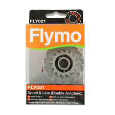 Genuine Flymo SPEEDI TRIM Double Autofeed Replacement Spool & Line