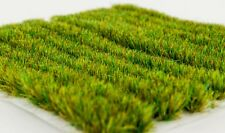 10mm Swamp Grass Strips x 10 by WWS - Model Railway Diorama Scenery