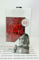 New in Box Star Wars Black Series 6 inch Sith Trooper First Edition White Box