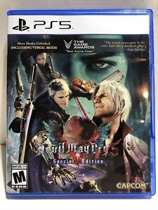 CAPCOM PS5 DEVIL MAY CRY 5 Special Edition Video Game