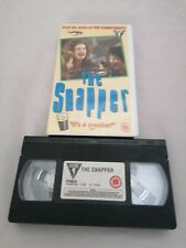 The Snapper Vhs Video Tape