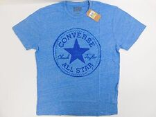 NEW MEN'S CONVERSE ALL STAR LOGO GRAPHIC TEE SHIRT SIZE US M  10530C