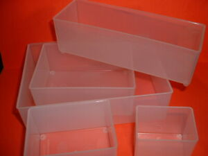 Raaco Insert Trays - Various sizes - (30% off RRP) **PLEASE READ**