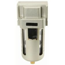 """1/2"""" INCH NPT MOISTURE WATER TRAP AIR CLEANER FOR LARGE AIR COMPRESSOR"""