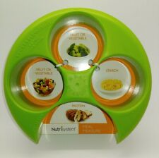 NEW NUTRISYSTEM Meal Measure Portion Control Protein Fruit Vegetable Starch