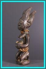 STATUETTE YORUBA AFRICAN TRIBAL ART AFRICAIN ARTE AFRICANA AFRIKANISCHE KUNST **