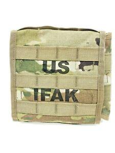 Sekri US Military USGI OCP Multicam Molle IFAK II  Pouch