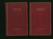 Newell Dwight Hillis lot of two 1897 books, one signed by Rev. John Lewis Marsh