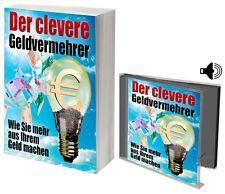 Der clevere Geldvermehrer  -  Ratgeber-eBook, PDF und Hörbuch, MP3, deutsch