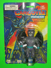 Rare MOC 1990s Gargoyle Protector Goliath w Black Wings He-Man MOTU Gargoyles KO
