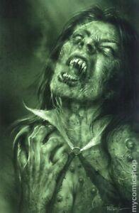 Die!Namite #2P Parrillo Green Virgin 1:25 Variant VF 2020 Stock Image