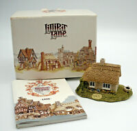 Lilliput Lane Daisy Cottage Collectable Miniture House Discontinued Vintage 1991