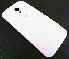 New ATT Motorola XT1058 Moto X White Battery Back Cover Door Case Housing