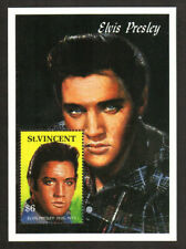 Saint Vincent Stamp - Elvis Presley Stamp - NH
