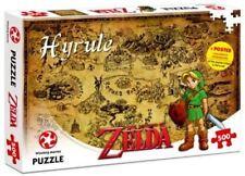 Zelda Hyrule Field 500 pce Puzzles