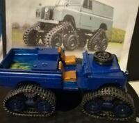 Challenger Tank Driver trainer kit conversion DragonBadger Exclusive 3d print